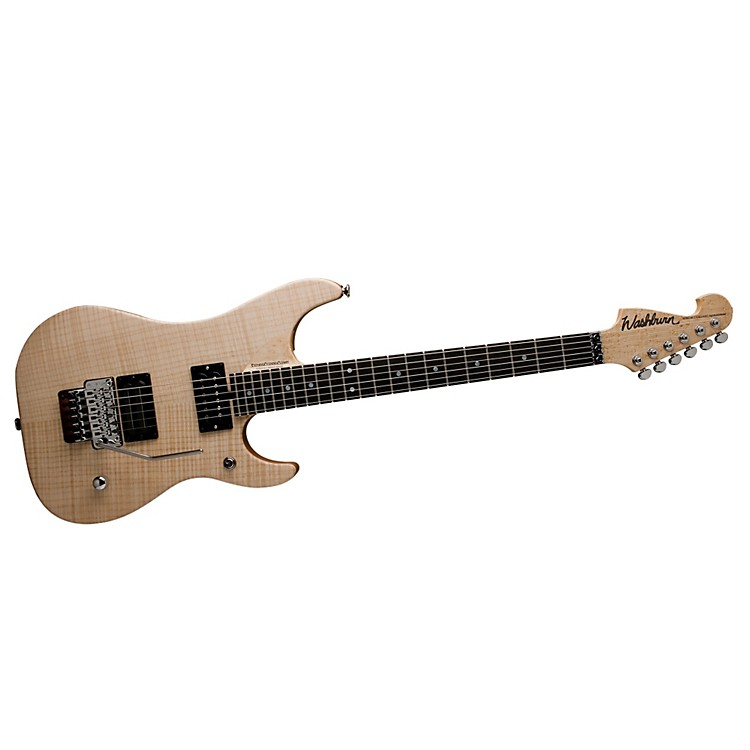 Washburn Nuno N24 Flame Maple Electric Guitar