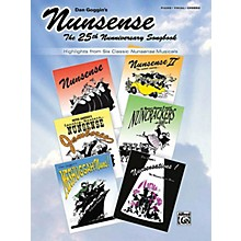 Alfred Nunsense: The 25th Nunniversary Songbook Vocal Selections Series Softcover