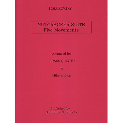 Theodore Presser Nutcracker Suite, Five Movements for Brass Quintet