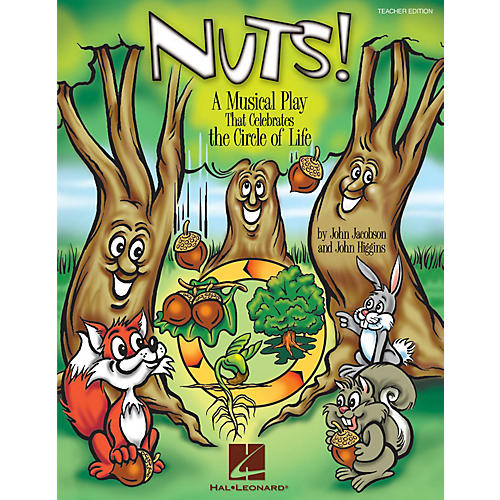 Hal Leonard Nuts! (A Musical That Celebrates the Circle of Life) REPRO PAK Composed by John Higgins-thumbnail