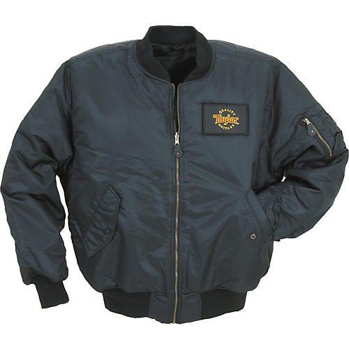 Taylor Nylon Bomber Jacket