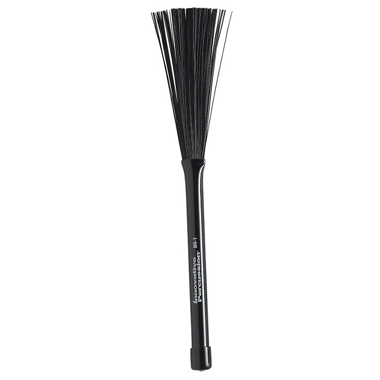 Innovative Percussion Nylon Retractable Brushes Medium