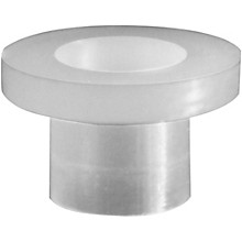 Hendrix Drums Nylon Tension Rod Sleeved Washers 20 Pack White