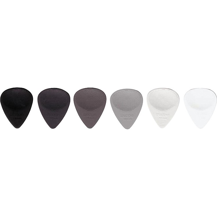 Wedgie Nylon XT Textured Picks