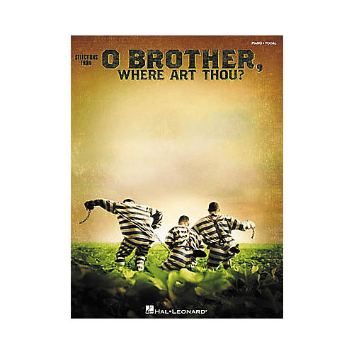 Hal Leonard O Brother, Where Art Thou?-thumbnail