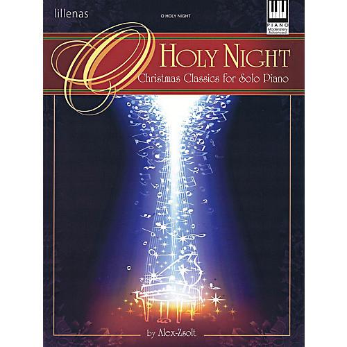 Hal Leonard O Holy Night - Christmas Classics For Solo Piano-thumbnail