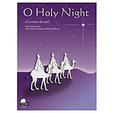 SCHAUM O Holy Night Educational Piano Series Softcover