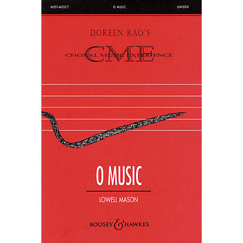 Boosey and Hawkes O Music (CME Beginning) SSA composed by Lowell Mason arranged by Doreen Rao-thumbnail