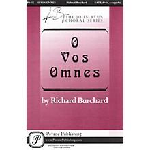 Pavane O Vos Omnes SATB DV A Cappella composed by Richard Burchard
