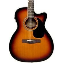 Mitchell O120CESB Acoustic-Electric Cutaway