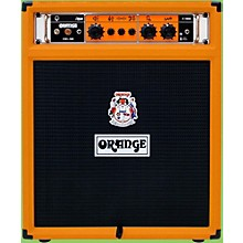 Orange Amplifiers OB1-300-Combo Bass Amplifier Orange
