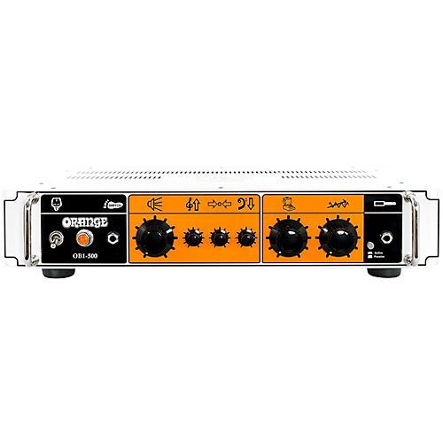 Orange Amplifiers OB1-500 500W Analog Bass Amp Head-thumbnail