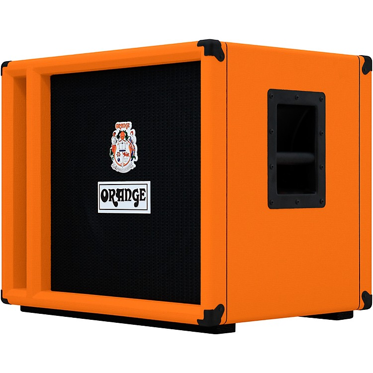 Orange Amplifiers OBC Series OBC115 400W 1x15 Bass Speaker Cabinet