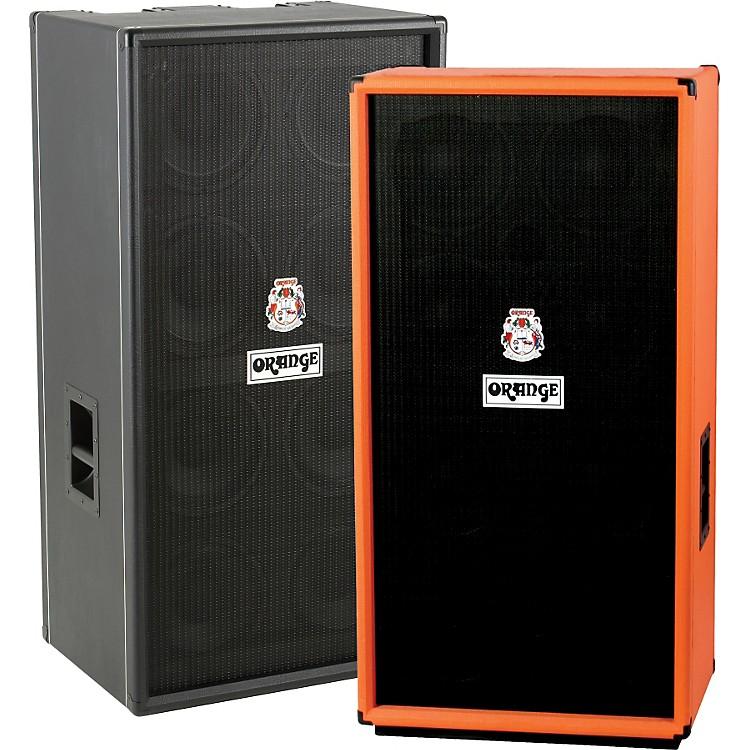 Orange AmplifiersOBC Series OBC810 8x10 Bass Speaker CabinetBlack