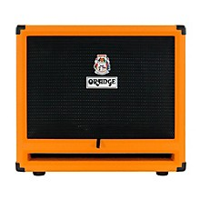 Orange Amplifiers OBC212 600W 2x12 Bass Speaker Cabinet