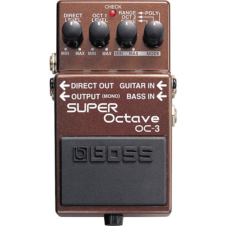 BossOC-3 SUPER Octave Pedal