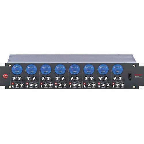 SM Pro Audio OC8E 8-Channel Optical Compressor