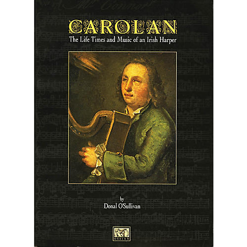 Music Sales O'Carolan Music Sales America Series Softcover Written by Donal O'Sullivan-thumbnail