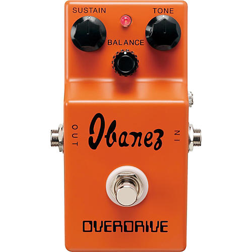 Ibanez OD850 Limited Edition Reissue Overdrive Effects Pedal-thumbnail