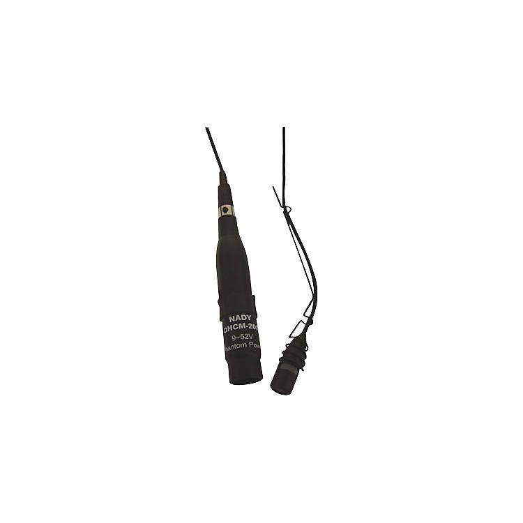 NadyOHCM-200 Overhead Hanging Condenser MicrophoneBlack
