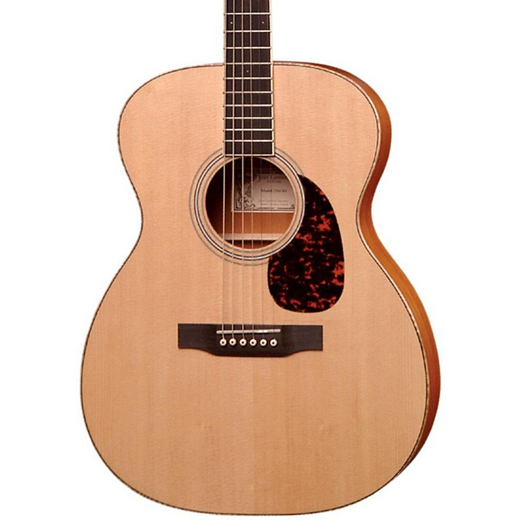 Larrivee OM-03E Mahogany Select Series Orchestra Model Acoustic-Electric Guitar Natural Mahogany