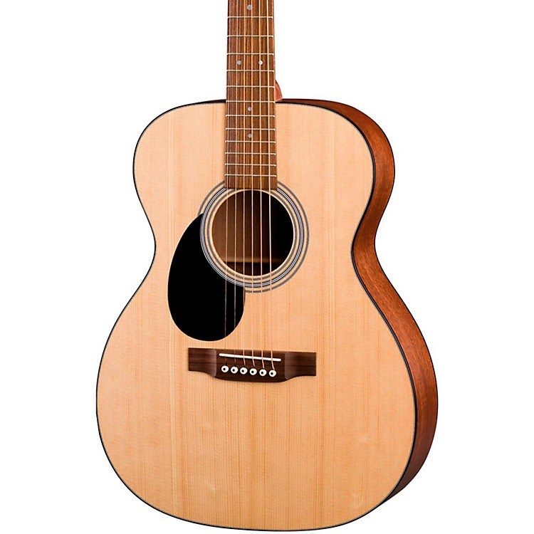 Martin OM-1GT Orchestra Left-Handed Acoustic Guitar Natural