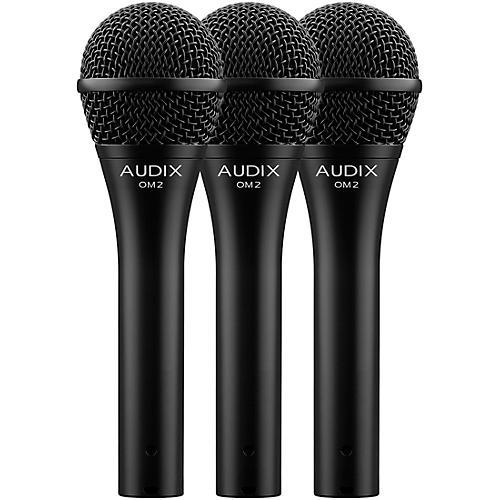 Audix OM-2 Microphone 3-Pack