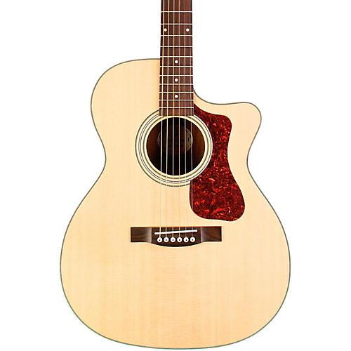 Guild OM 240CE Cutaway Acoustic-Electric Guitar