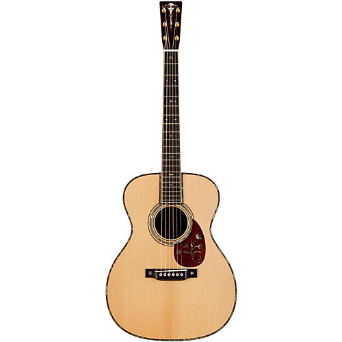 Martin OM-45 Deluxe Authentic 1930 VTS Acoustic Guitar-thumbnail