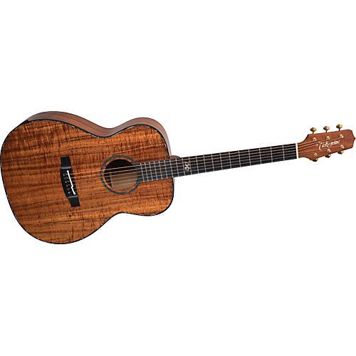 Takamine OM EF77 Koa Acoustic-Electric Guitar