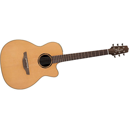 Takamine OM ETN70C Acoustic-Electric Guitar-thumbnail