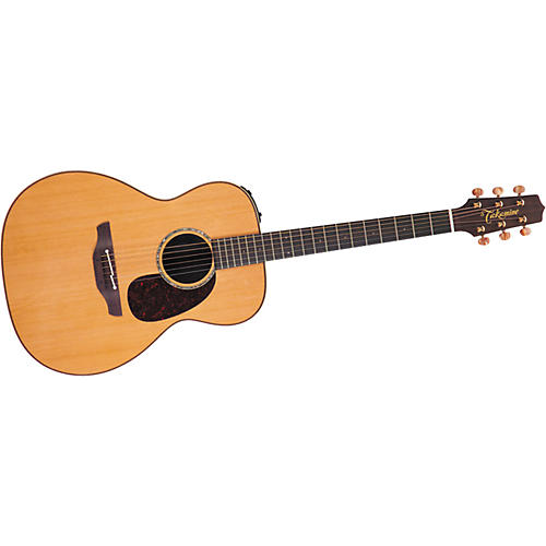 Takamine OM TAN77 Koa CTP1 Acoustic-Electric Guitar with Case