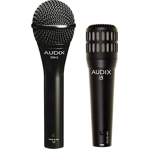 Audix OM5/I-5 Promo Pack