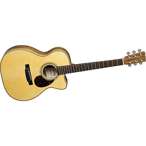 Martin OMCE Korina Acoustic-Electric Guitar