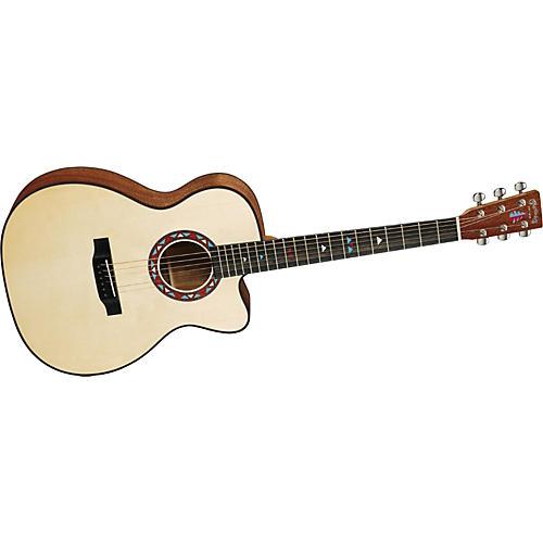 Martin OMCE Walnut 000 Cutaway Acoustic Guitar