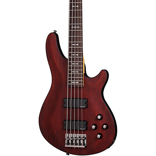 Schecter Guitar Research OMEN-5 Electric Bass Guitar