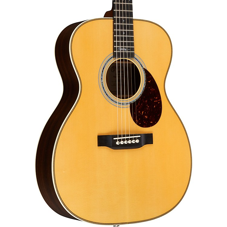 Martin OMJM John Mayer Acoustic-Electric Guitar Natural
