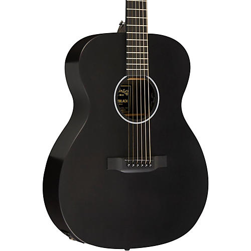 Martin OMXAE with Sonitone USB Left-Handed Acoustic-Electric Guitar
