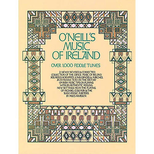 Music Sales O'Neill's Music of Ireland (Over 1,000 Fiddle Tunes) Music Sales America Series-thumbnail