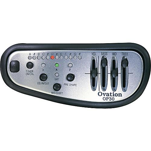 Ovation OP-30 preamp