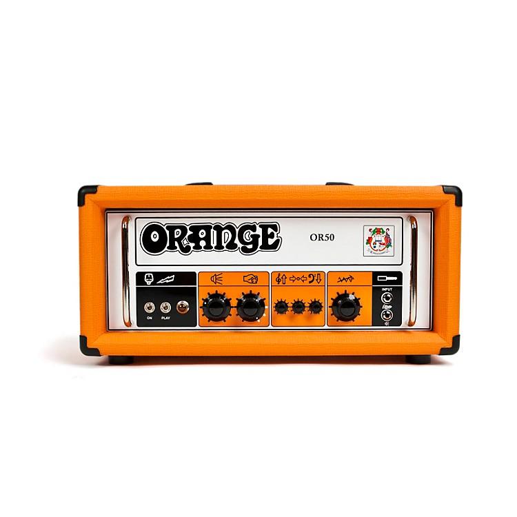 Orange AmplifiersOR50 Tube Guitar Amp HeadBlack