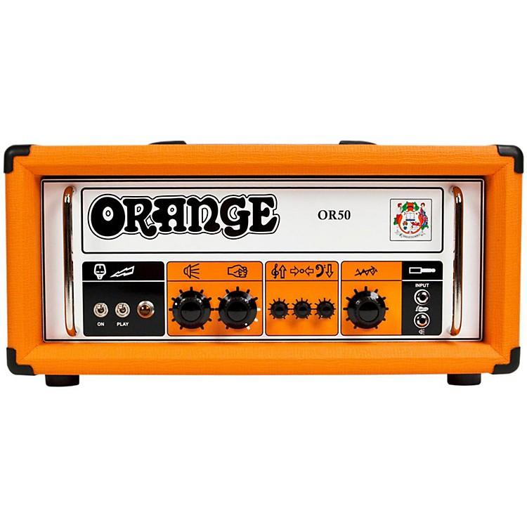 Orange AmplifiersOR50 Tube Guitar Amp HeadOrange