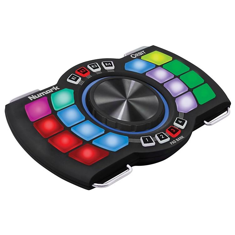NumarkORBIT DJ Controller Wireless Handheld MIDI with 2-Axis Accelerometer