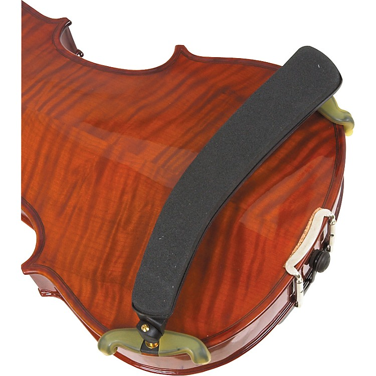 Kun ORIGINAL Violin Shoulder Rest 4/4 Size Black