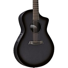 Composite Acoustics OX ELE Carbon Fiber Acoustic Guitar Raw Carbon Finish
