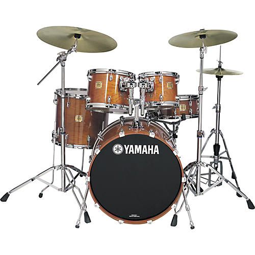 Yamaha Oak Custom 4-Piece Shell Pack