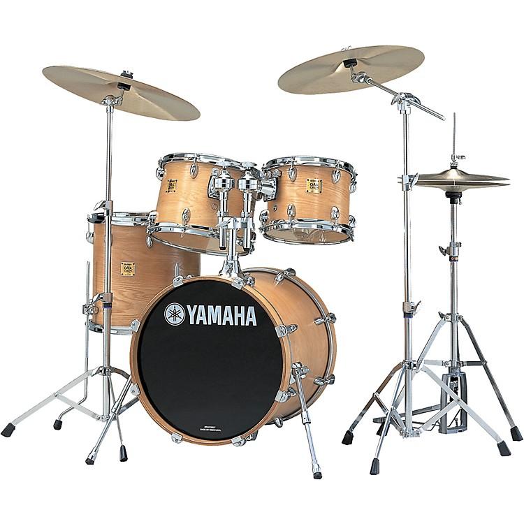 yamaha oak custom standard gloss 4 piece drum kit musician 39 s friend. Black Bedroom Furniture Sets. Home Design Ideas