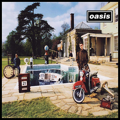 Universal Music Group Oasis - Be Here Now [2LP][Remastered]