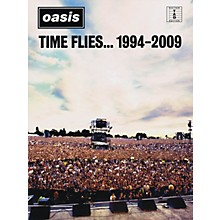 Hal Leonard Oasis - Time Flies... 1994-2009 Guitar Recorded Version Series Softcover Performed by Oasis