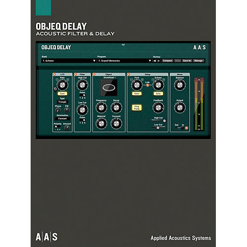 Applied Acoustics Systems Objeq Delay-thumbnail